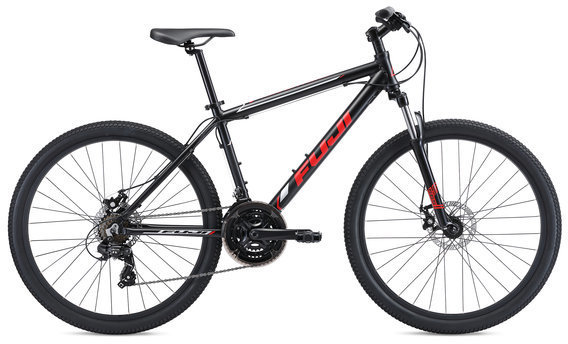 Fuji Adventure 27.5 Color: Satin Black