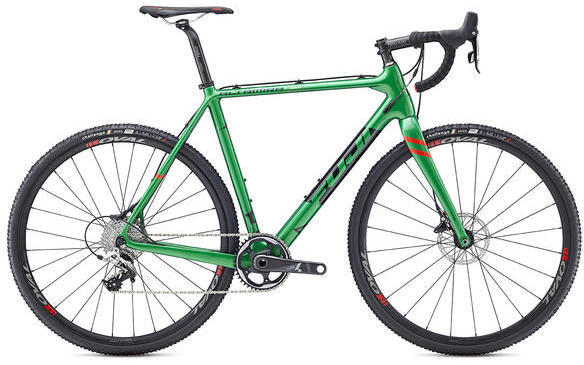 Fuji Altamira CX 1.3 Color: Green / Black