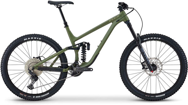 Fuji Auric 27.5 LT 1.5 Color: Satin Olive Green