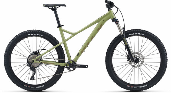 Fuji Bighorn 27.5+ 1.5 Color: Army Green