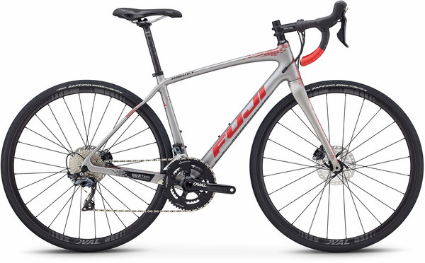 Fuji Brevet 1.3 Color: Satin Tech Silver