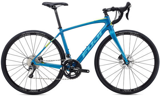 Fuji Brevet 2.1 Color: Gloss Caribbean Blue