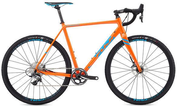 Fuji Cross 1.1 Color: Orange