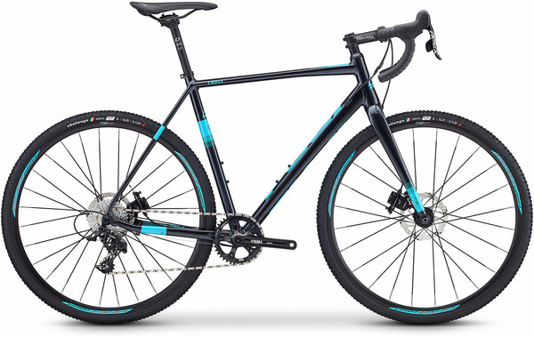 Fuji Cross 1.3 Color: Cosmic Black