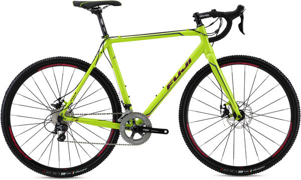 Fuji Cross 1.5 Color: Citrus / Purple