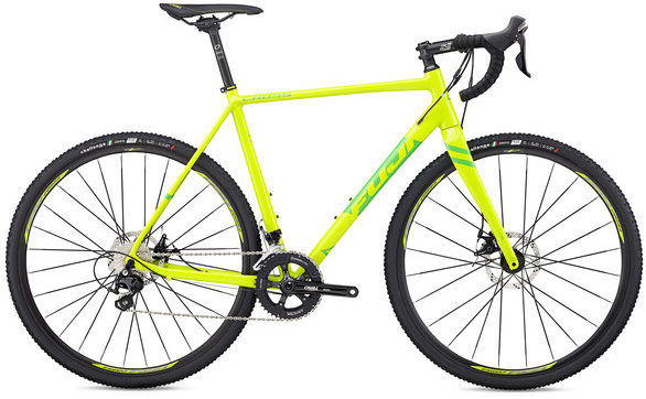 Fuji Cross 1.7 Color: Citrus