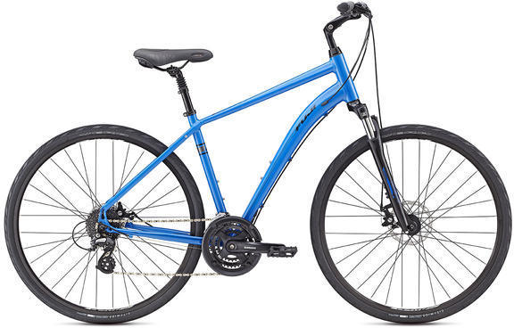 Fuji Crosstown 1.3 Disc Color: Blue / Charcoal