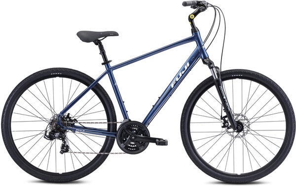 Fuji Crosstown 1.5 Color: Navy Blue