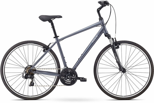 Fuji Crosstown 2.1 Color: Charcoal