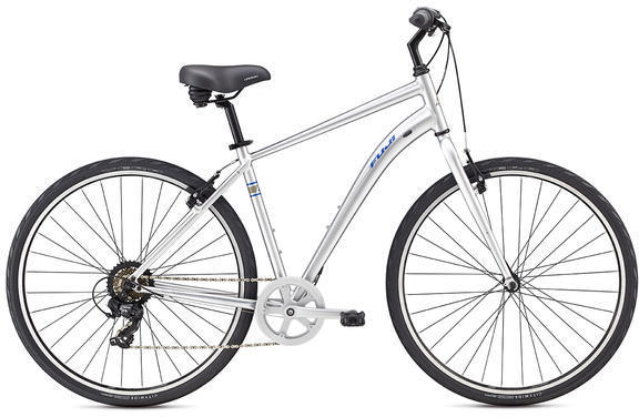 Fuji Crosstown 2.3 Color: Silver / Blue