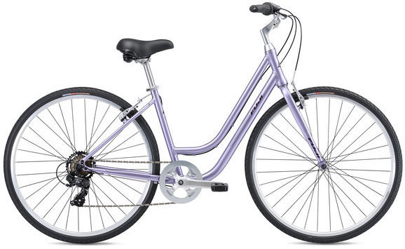 Fuji Crosstown 2.3 LS Color: Lavender