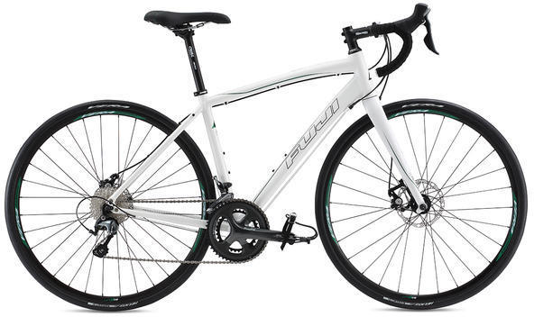 Fuji Finest 1.3 Disc Color: White / Black