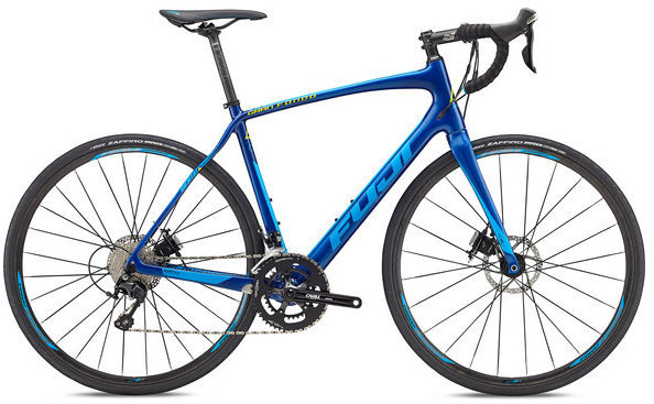 Fuji Gran Fondo 2.3 Color: Gloss Blue