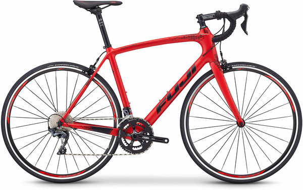 Fuji Gran Fondo Classico 1.3 Color: Satin Red