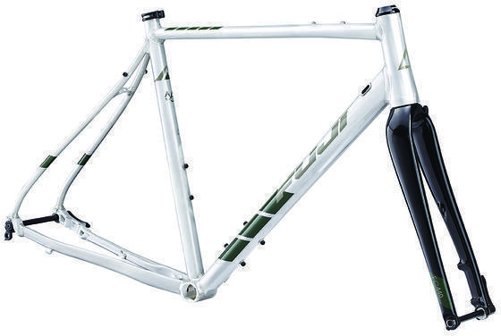 Fuji Jari 1.1 Frame Color: Aluminum / Graygreen