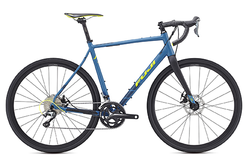 Fuji Jari 1.7 Color: Satin Blue / Citrus