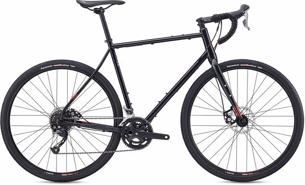 Fuji Jari 2.5 Color: Black