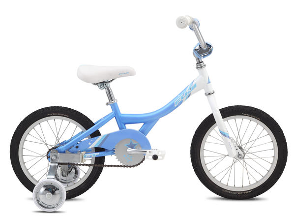 Fuji Kit 16 - Girl's Color: Periwinkle w/White and Cloud Blue