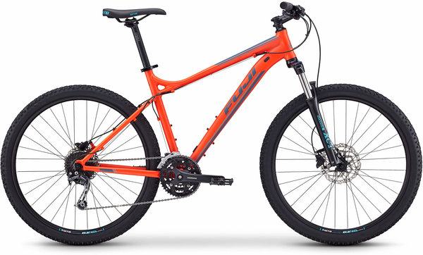 Fuji Nevada 27.5 1.5 Color: Satin Red Orange