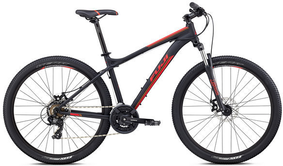 Fuji Nevada 27.5 1.9 Color: Satin Black