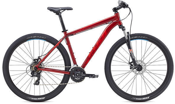 Fuji Nevada 27.5 1.9 Color: Brick Red / Red