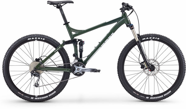 Fuji Reveal 27.5 1.3 Color: Metallic Green