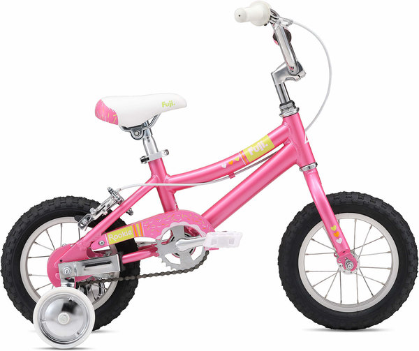Fuji Rookie 12 Girl Color: Bright Rose Pink