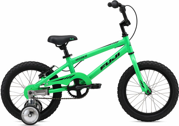 Fuji Rookie 16 Boy Color: Green