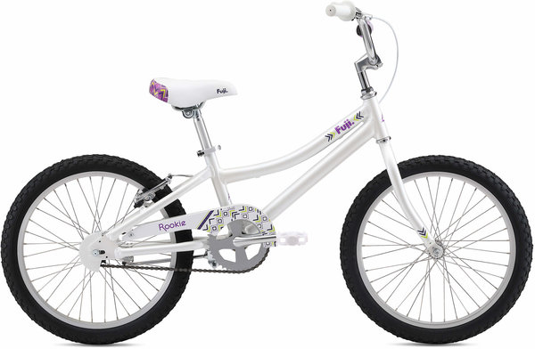 Fuji Rookie 20 Girl Color: Pearl White