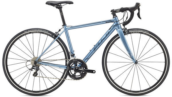 Fuji Roubaix 1.1 W Color: Gloss Steel Blue