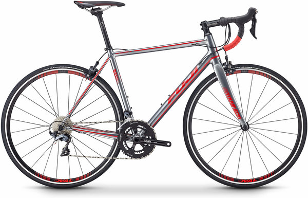 Fuji Roubaix 1.3 Color: Polished Silver