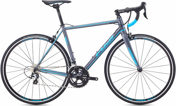 Fuji Roubaix 1.5 Color: Satin Anthracite