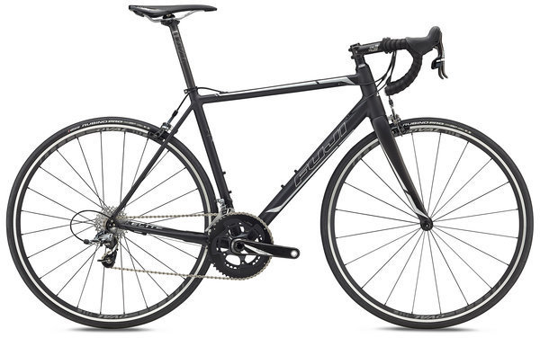 Fuji Roubaix Elite Color: Anno Black