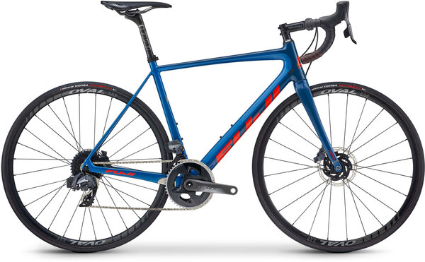 Fuji SL 1.1 Color: Pearl Blue/Red Orange