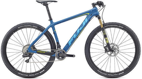 Fuji SLM 29 1.3 Color: Satin Blue / Cyan
