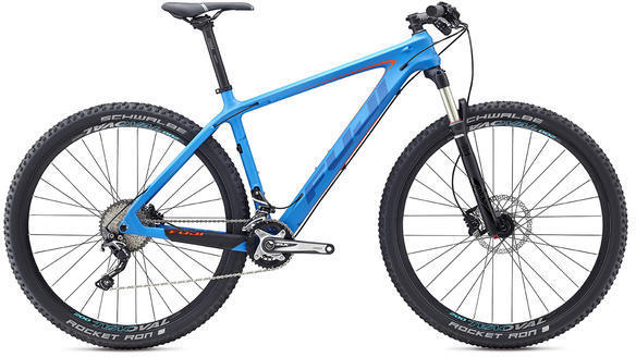 Fuji SLM 29 2.5 Color: Satin Cyan / Blue