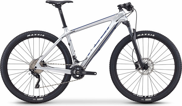 Fuji SLM 29 2.7 Color: Satin Light Gray