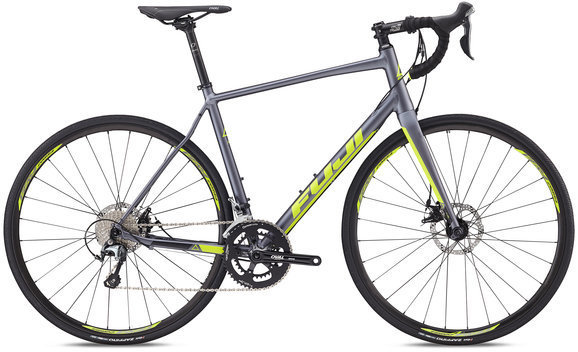 Fuji Sportif 1.5 Disc Color: Satin Charcoal