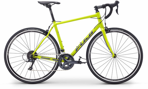 Fuji Sportif 2.1 Color: Acid Green