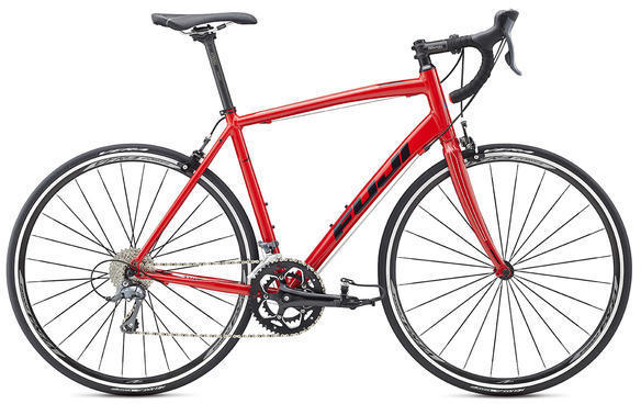 Fuji Sportif 2.3 650 Color: Red / Black