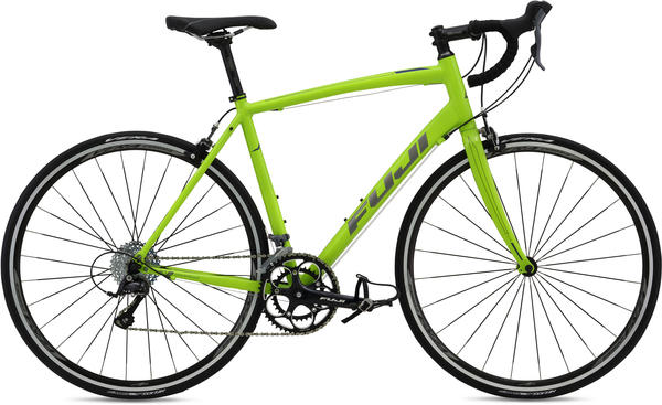 Fuji Sportif 2.3 Color: Citrus/Gray