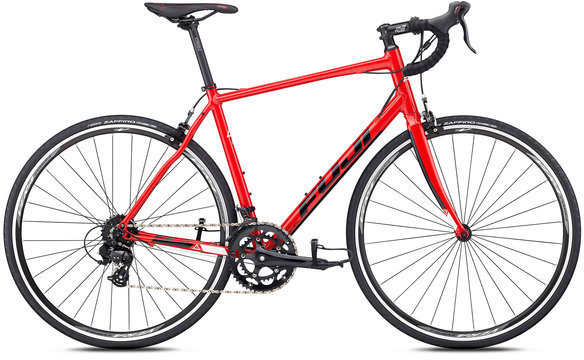Fuji Sportif 2.5 Color: Red