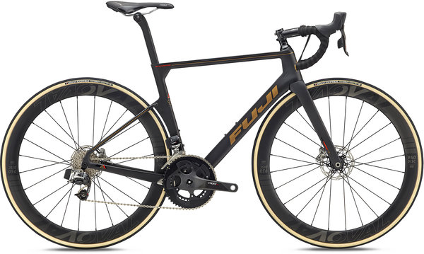 Fuji Supreme 1.1 Color: Satin Carbon/Gold