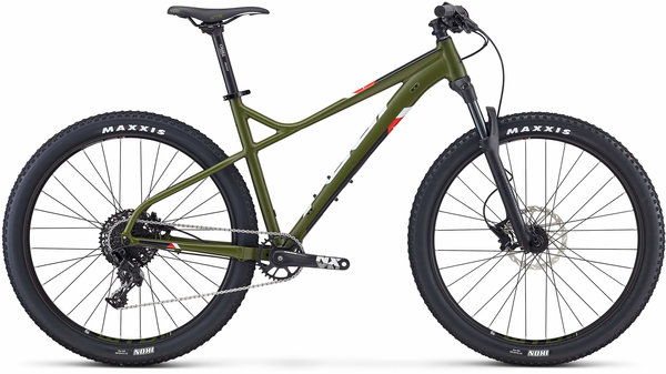 Fuji Tahoe 27.5 1.5 Color: Satin Forest Green
