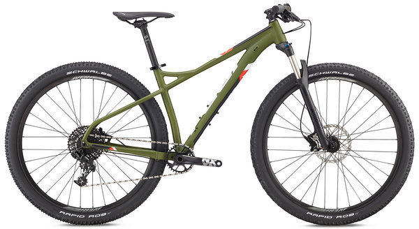 Fuji Tahoe 29 1.5 Color: Satin Forest Green