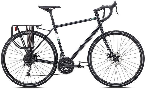 Fuji Touring Disc Color: Anthracite