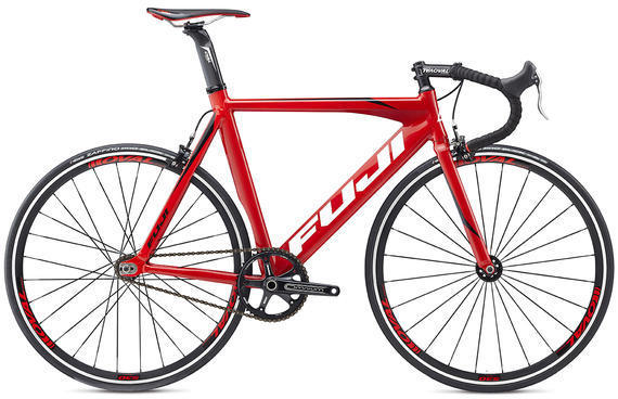 Fuji Track Pro USA Color: Red / Black