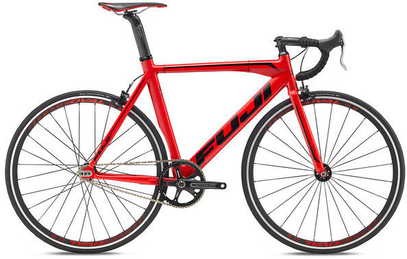 Fuji Track Pro USA Color: Red