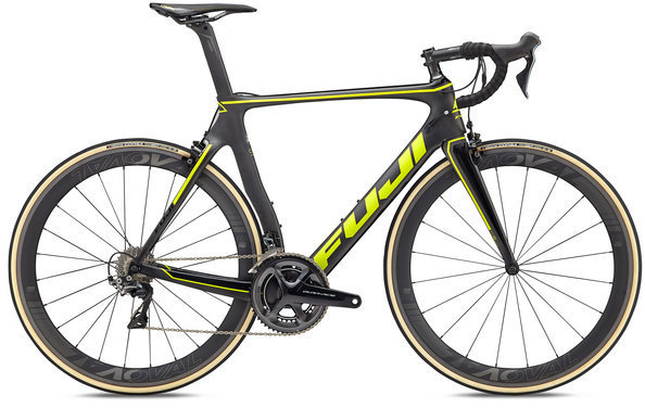 Fuji Transonic 1.3 Color: Satin Carbon