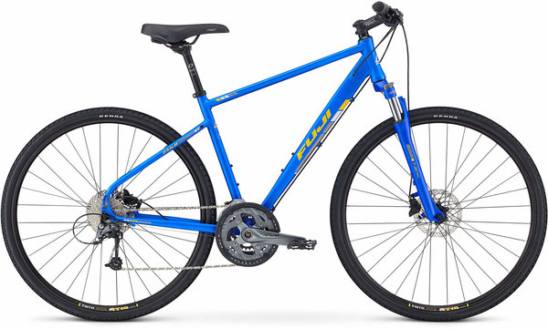 Fuji Traverse 1.1 Color: Satin Electric Blue